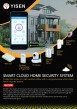 IM-800 Smart home security system