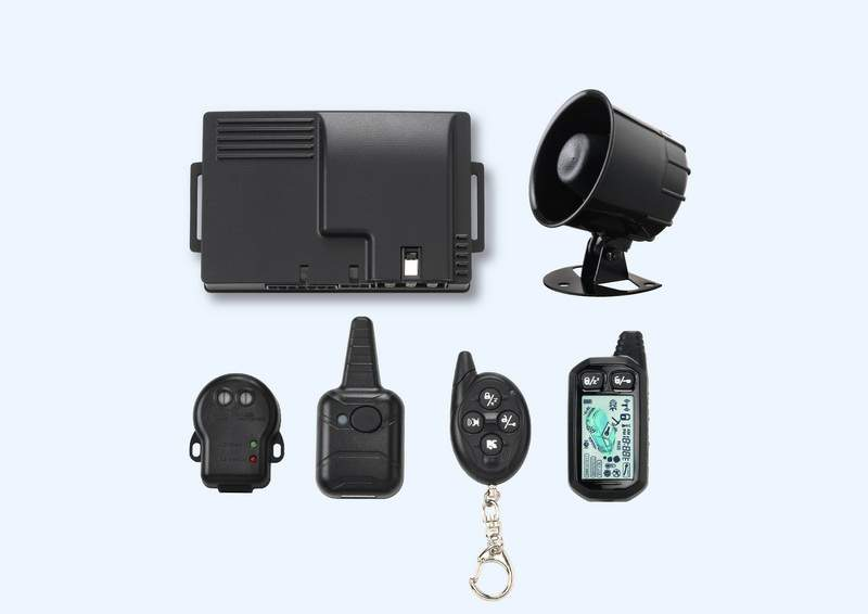 CAR-8080  2-Way Remote Starter Car Alarm System
